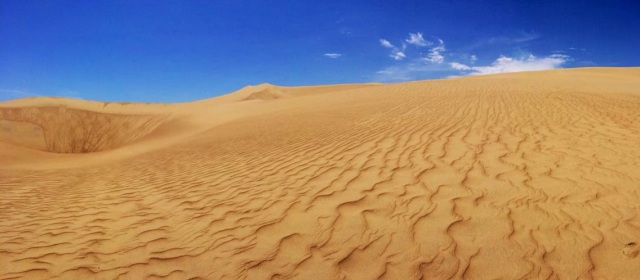Desert California, Paracas